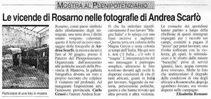 La Voce di Mantova n°167 del 19/06/2010
