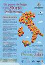 locandina Ottobre Piovono Libri Taurianova Calabria